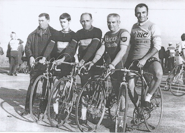 club rencontres cycliste narbonne